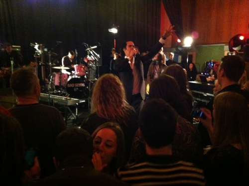 Nick Cave And The Bad Seeds, King Alfred, Brighton