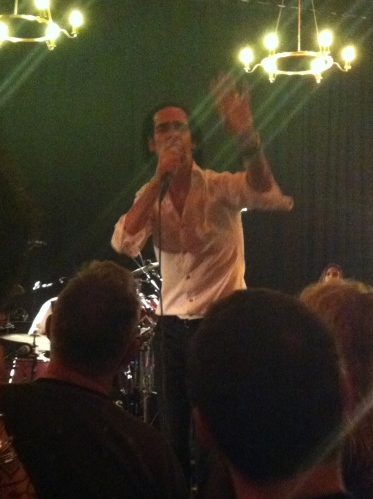 Nick Cave And The Bad Seeds, King AlfredBrighton 2